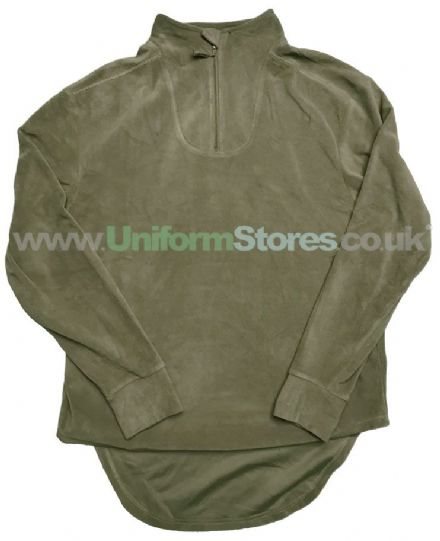 British PCS Thermal Undershirt Olive Green BRAND NEW